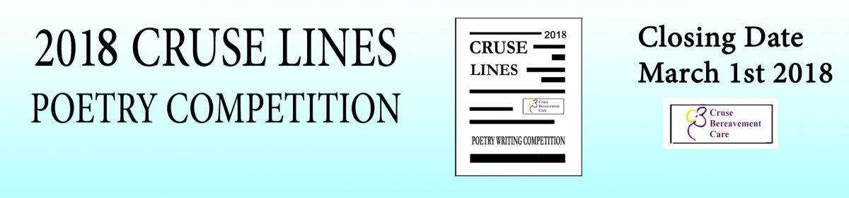 Cruse Lines Poetry Competition